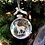 Thumbnail: White Deer Ornament Limited Edition