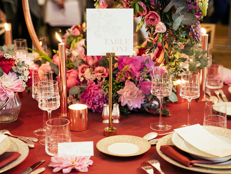 Le retour du Wedding Table Contest