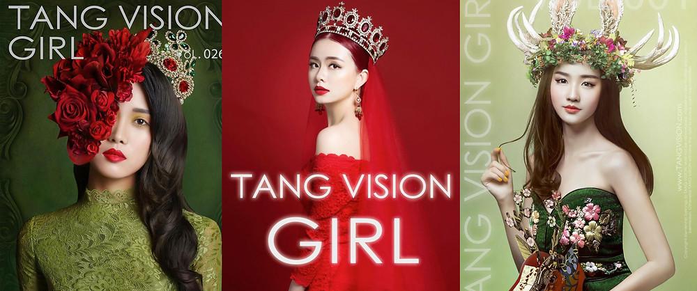 Les Mariages Chinois - Tang vision