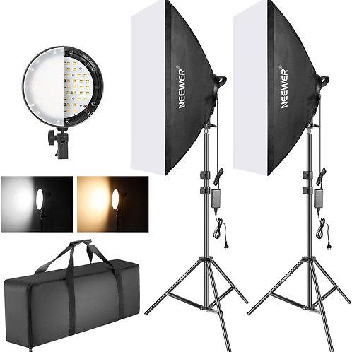 Kit Eclairage LED Bi-Couleur chaude et froide