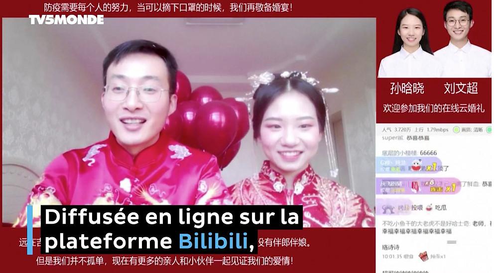 Les Mariages Chinois- dernière tendance pendant le covid