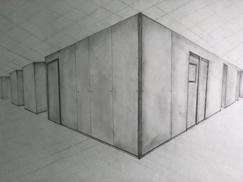 PERSPECTIVE DRAWING 3