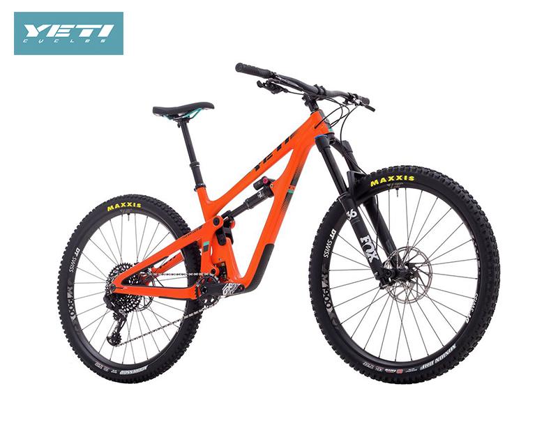 SB150 C-Series GX Orange
