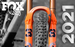 Fox Racing Shox Teknobike