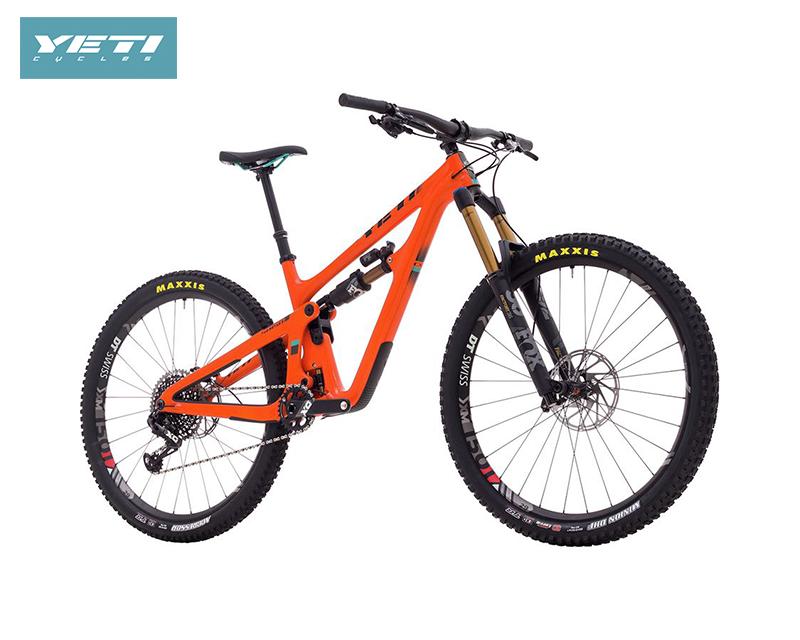 SB150 T-Series X01 Race Orange