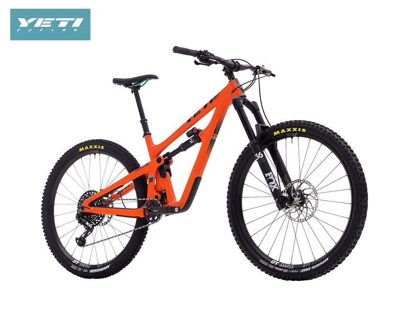 SB150 C-Series GX Comp Orange