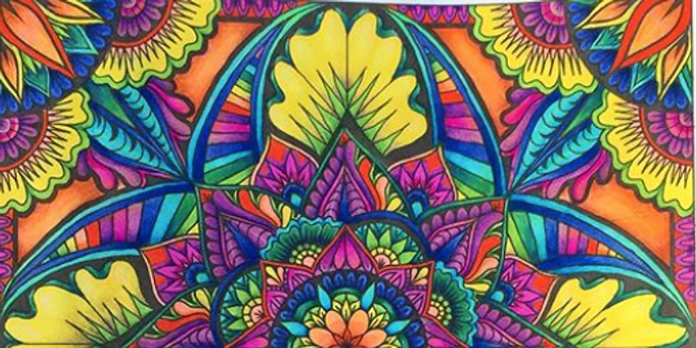 Mandala Design and Paper Cutting Studio