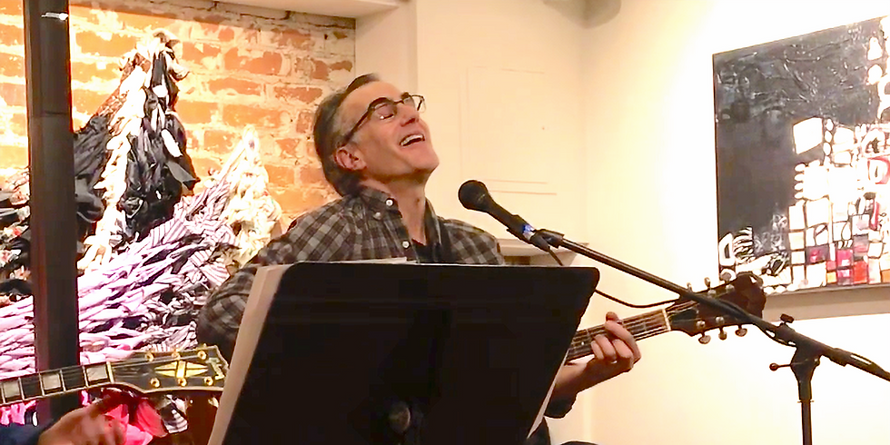 Music at The Makery welcomes Tom Marton and Rafael Ornstein