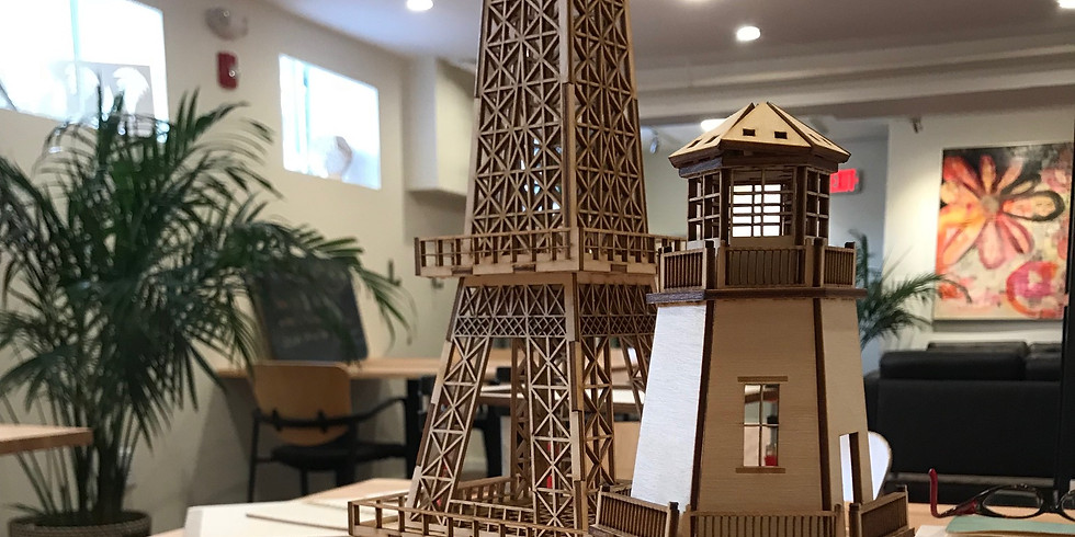 Not Your Out of the Box Model Building - April Vacation Activity!