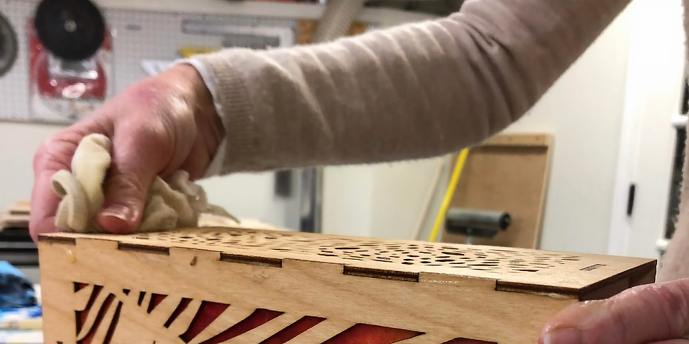 Box Making - Laser cutting and design AFP0