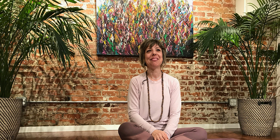 Embodied+Creative+Flow : Writing, Yoga and Meditation with Dr. Marika Preziuso