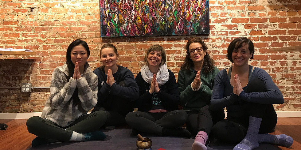 Embodied+Creative+Flow : Writing, Yoga and Meditation with Marika Preziuso