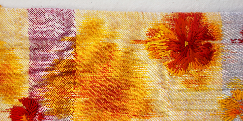 Weaving, Embroidery and Loom Making AFP029