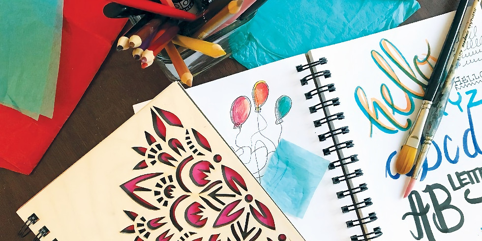 The Sketchbook Experience - YVM