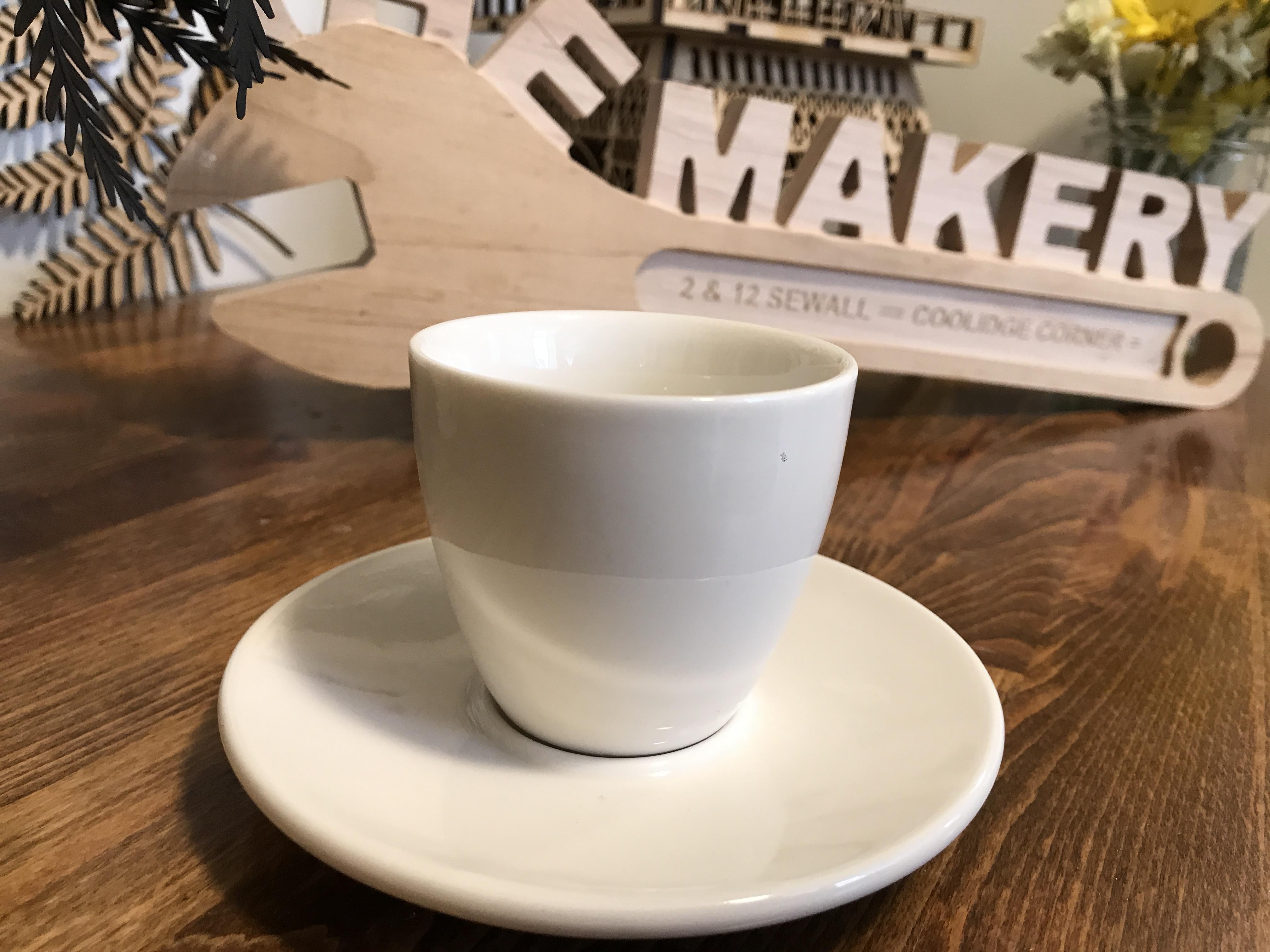 Maker Café Morning Or Extended