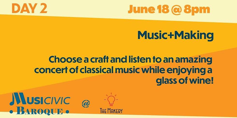 MUSICIVIC - Music & Making