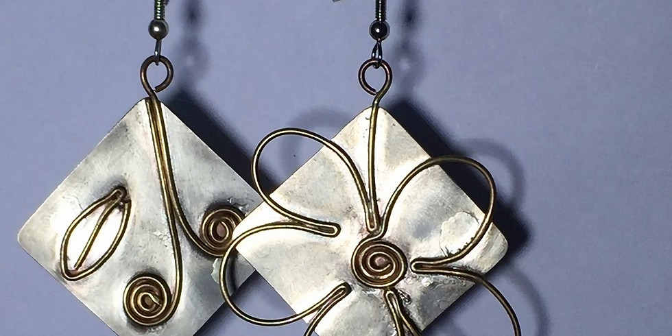 Jewelry Making with Wire and Beads
