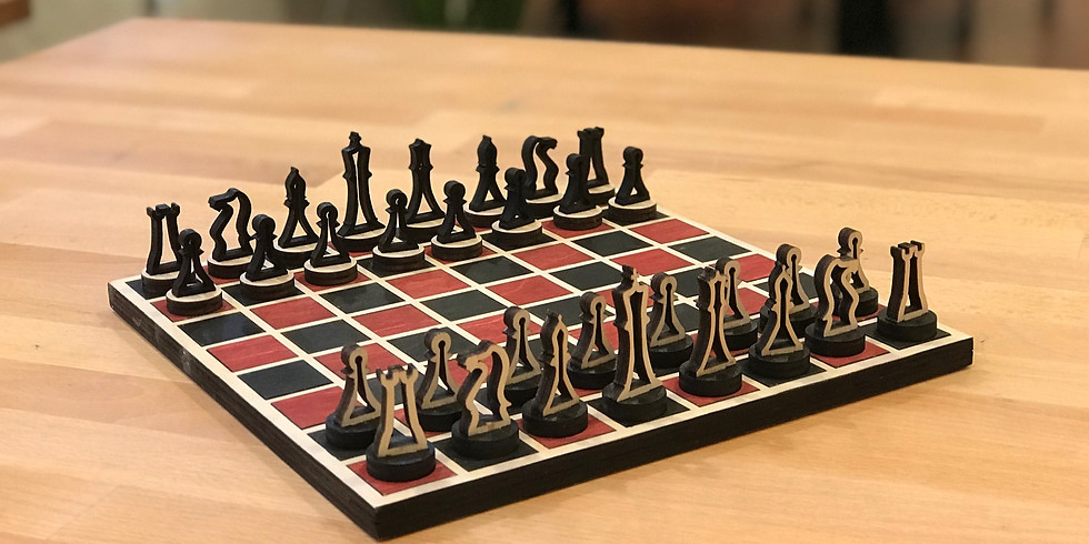 ALL ABOARD - Cutting Boards, Game Boards, Sign Boards (2 & 3 day options) (1)