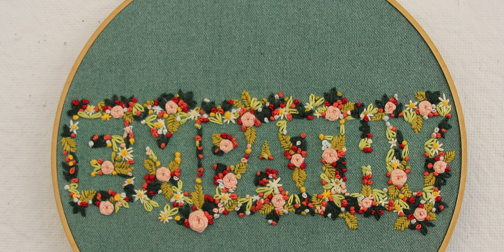 Intro to Embroidery AFP028