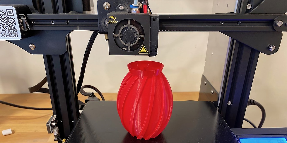 Hands On 3D Printing with Moving Parts - YVM
