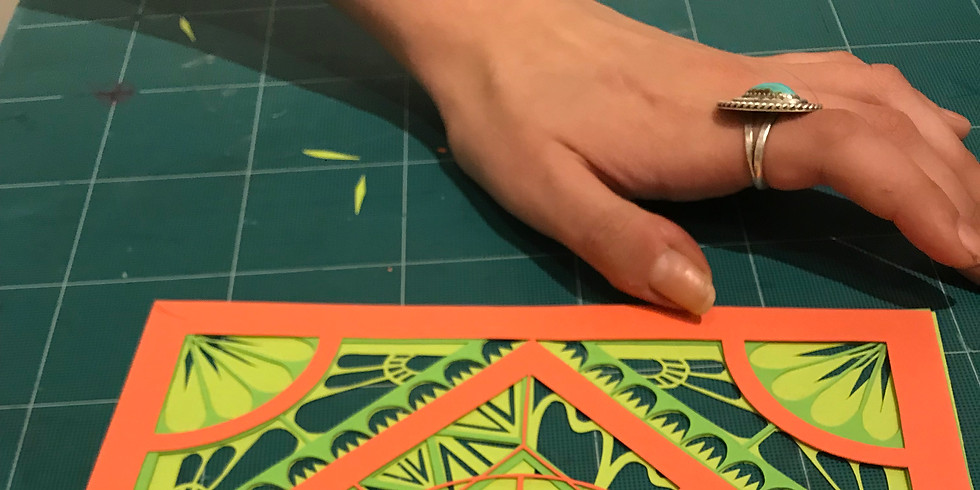 Design and Paper Cutting Level 1