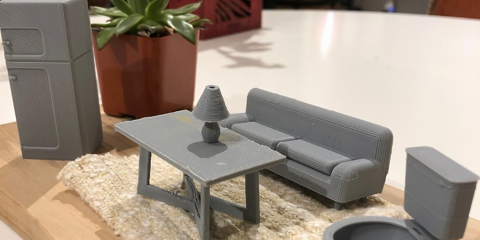 Introduction to 3D Printing and Modeling Online AVM