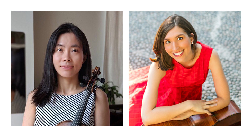 NEW DATE! Music & Making with Subaiou Zhang and Alyssa Lawson AFP0ME0