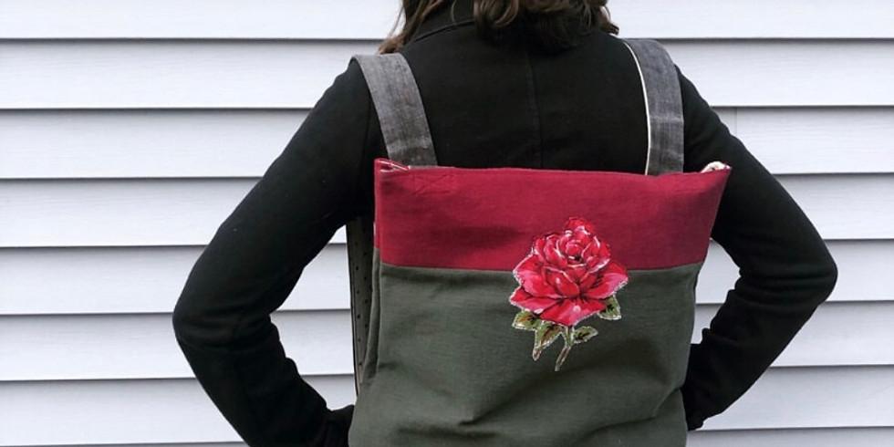 Sewing: Backpack-Tote bags! AFP0