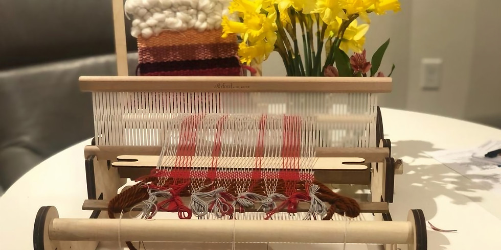 Weaving, Embroidery and Loom Making AFP0