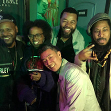 With Dionne Farris, Russell Gunn, Sam Yi, and Dash