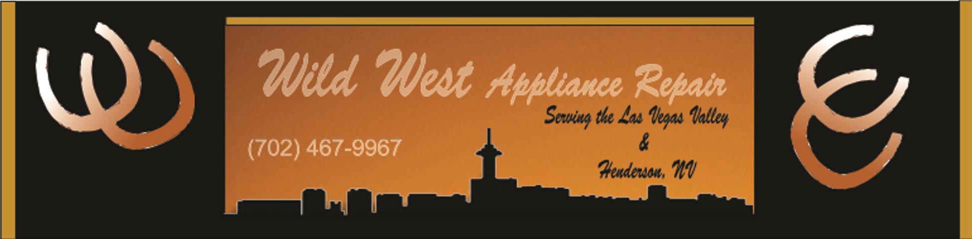 Same Day Appliance Repair Henderson Nv Wild West
