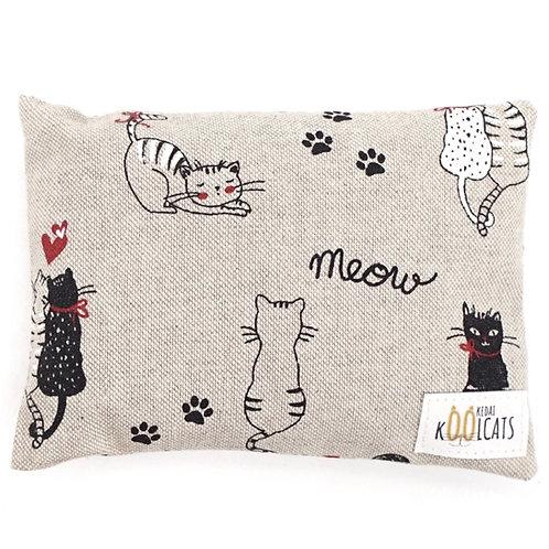 Mini Catnip Pillow