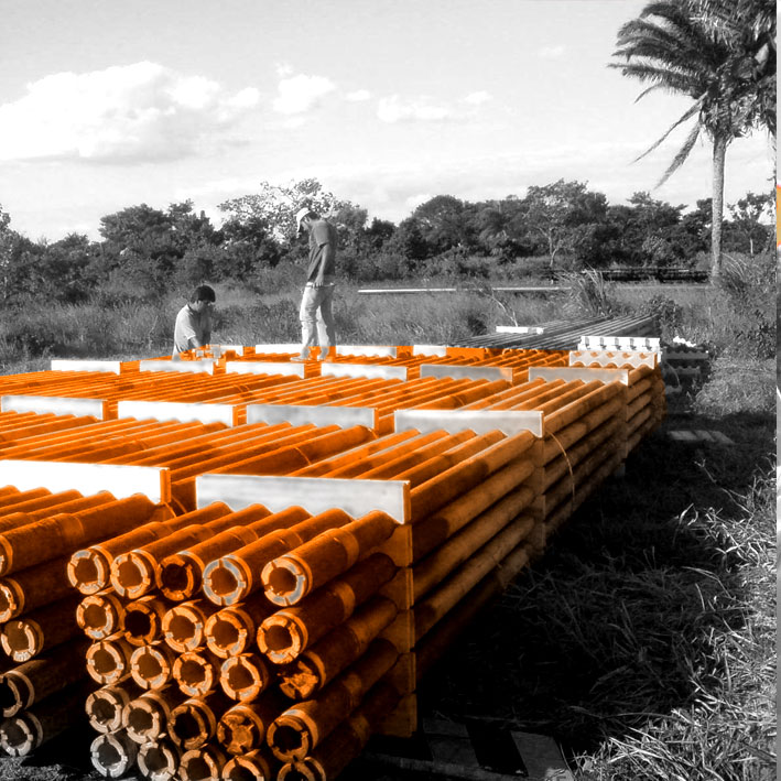 RE-EXPORT OF PIPES