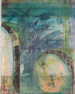 Arches (2/2) - 16x20 - SOLD