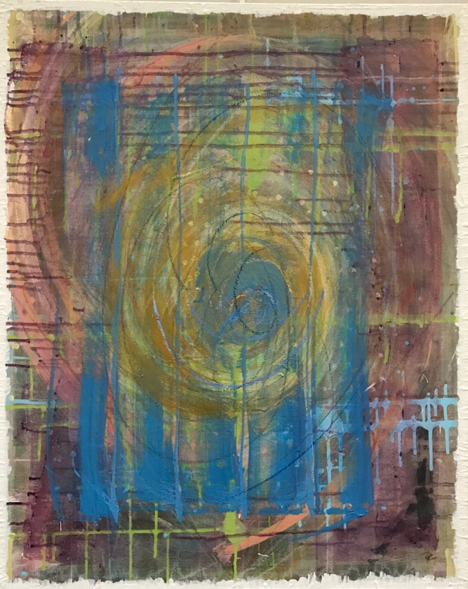 Spiral 3 - 24x30 - available
