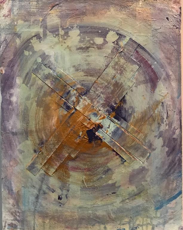 Windmill 2 - 14x18 - SOLD