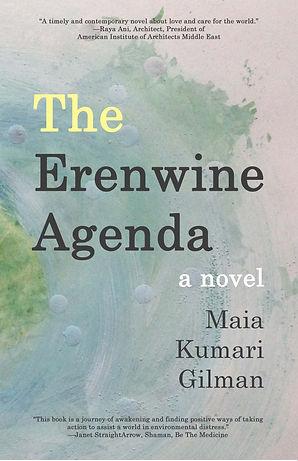The Erenwine Agenda Book Cover