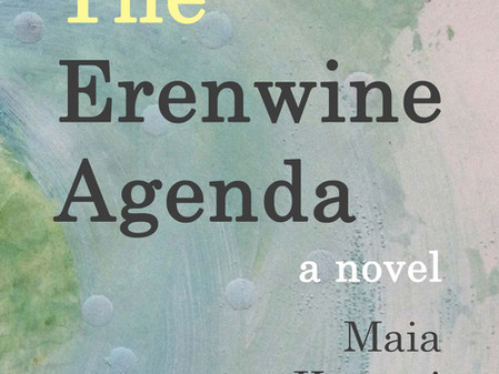 Print edition of The Erenwine Agenda, coming August 21, 2017!