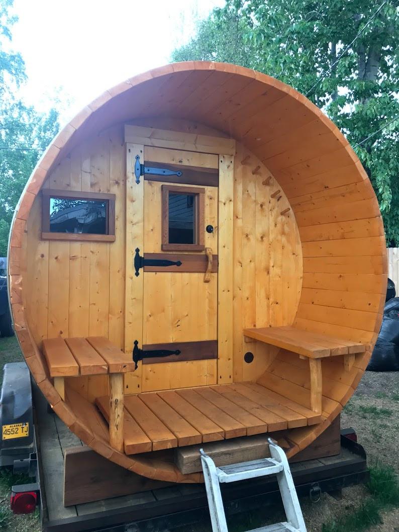 Sauna/Steambath
