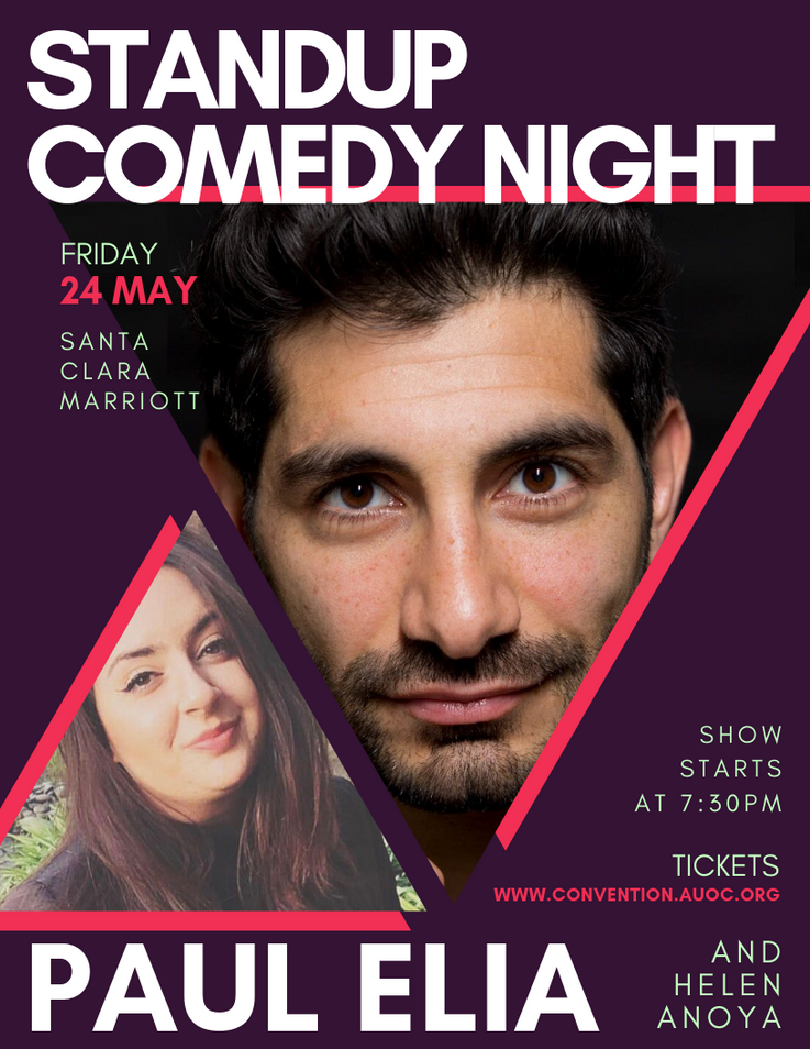 AUOC - Standup Comedy Night