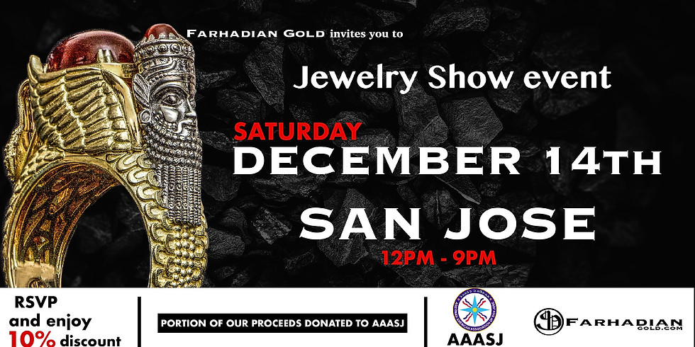 Farhadian Gold Jewelry Show