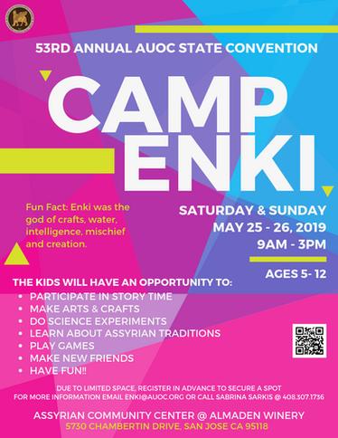 Camp Enki (Kids Camps)