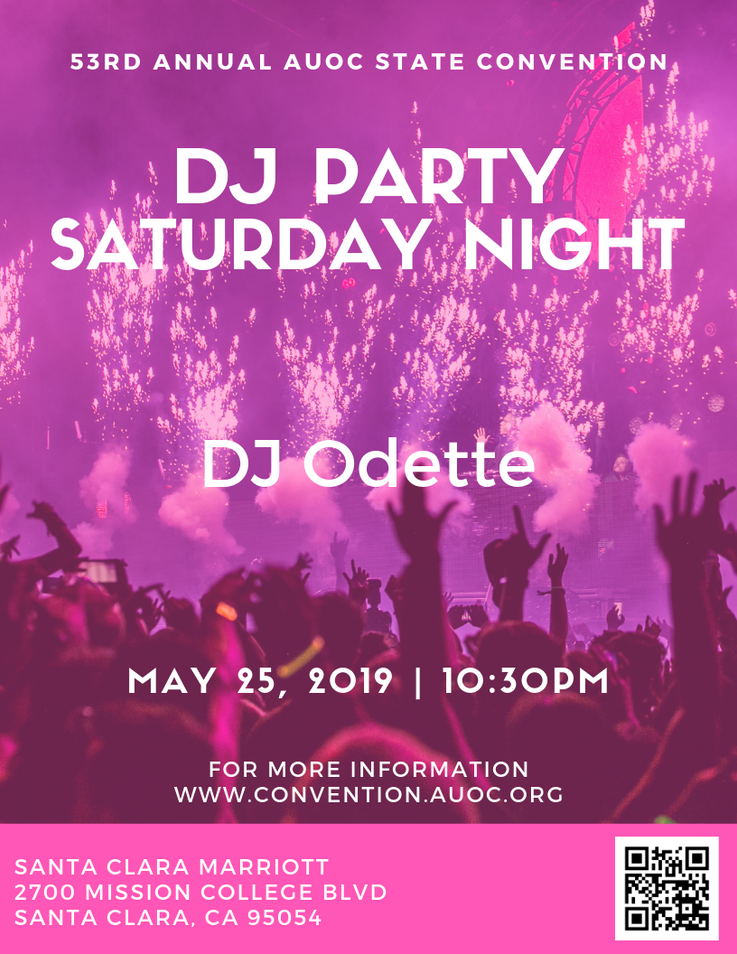 AUOC - Saturday DJ Party.png