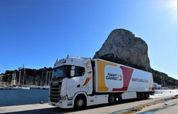 Mart Cargo on the Costa Blanca