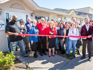 Red Willow Talent Agency Open House Ribbon Cutting: Sponsored By The Savannah Area Chamber Of Commer