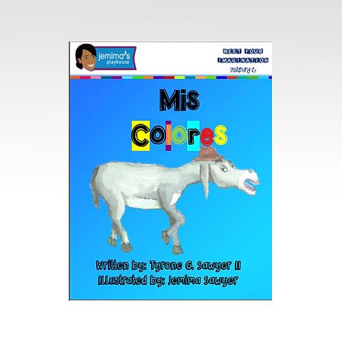 Mis Colores Book