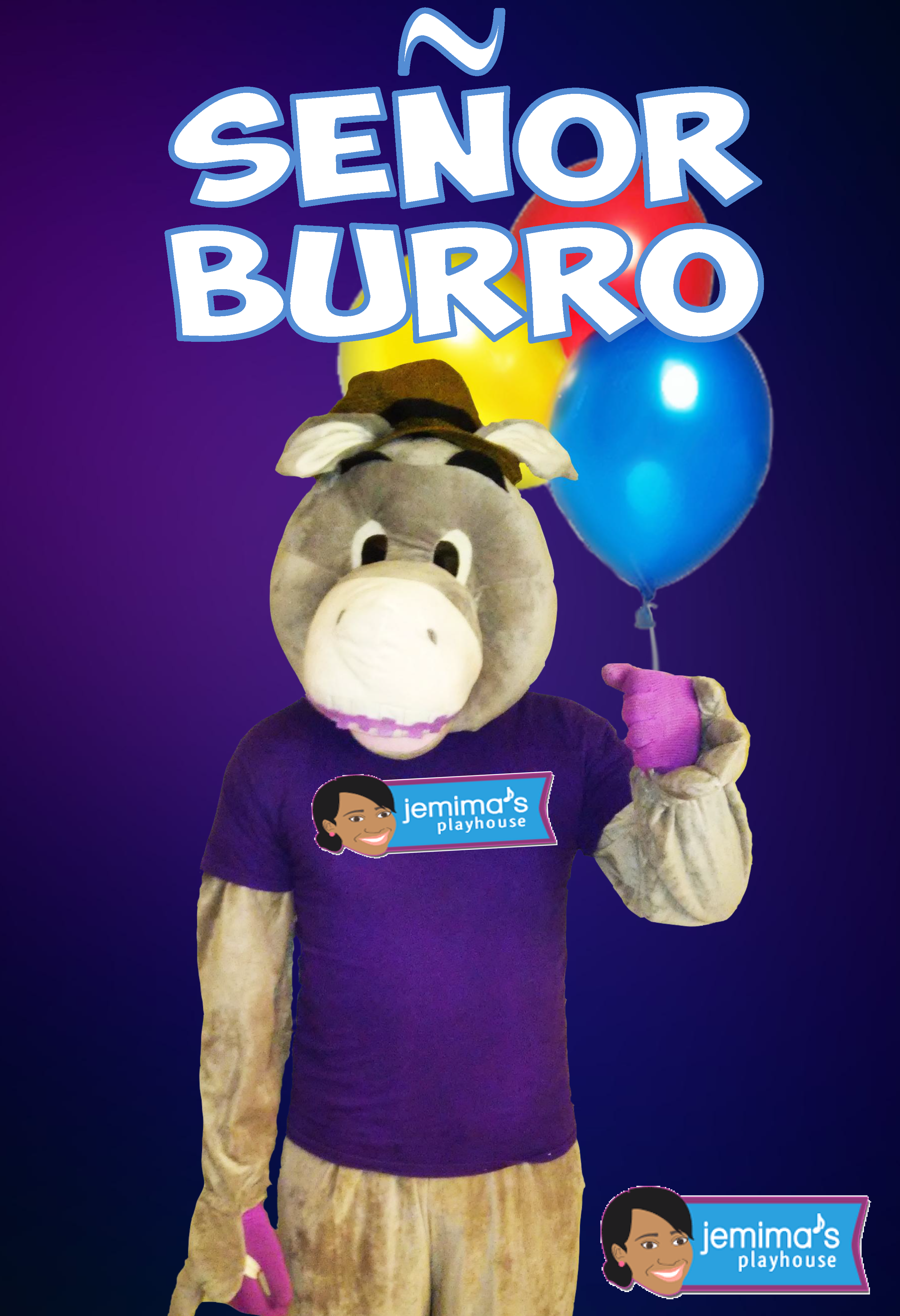Señor Burro™