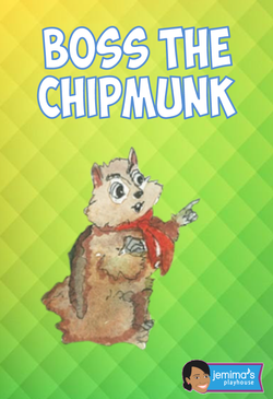 Boss the Chipmunk™