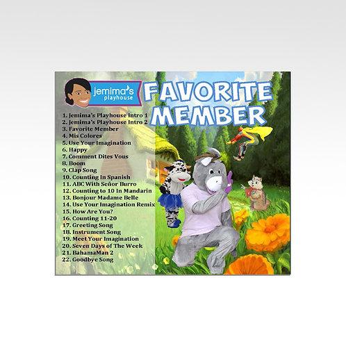 Favorite Member Music Album