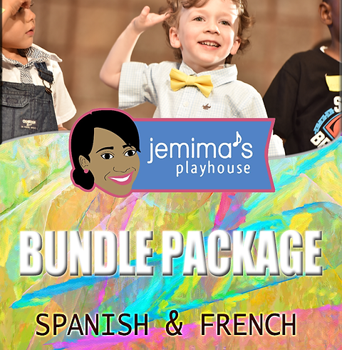 Spanish & French Bundle Package ...Limited Time Only!